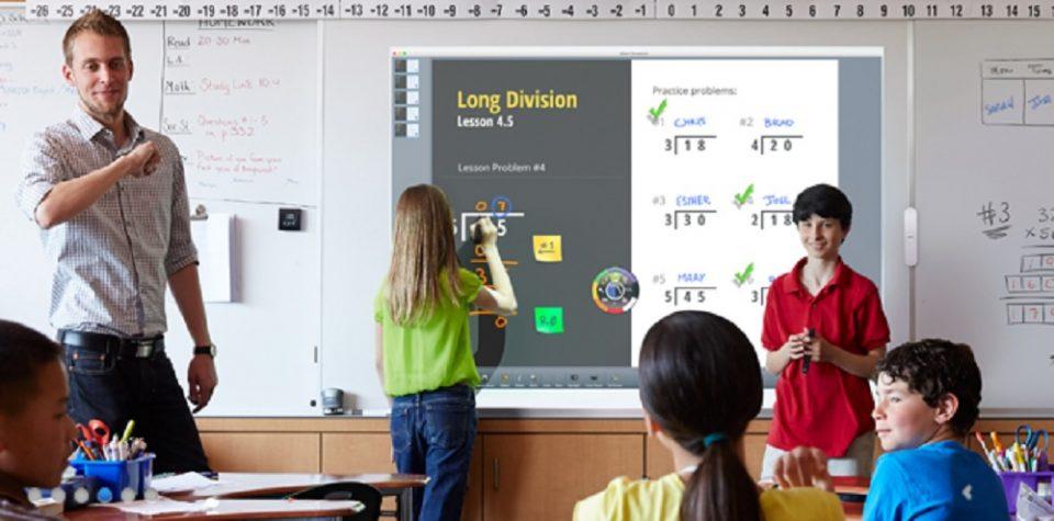 Quel bilan dresser de l'utilisation de l'écran interactif à l'école ?