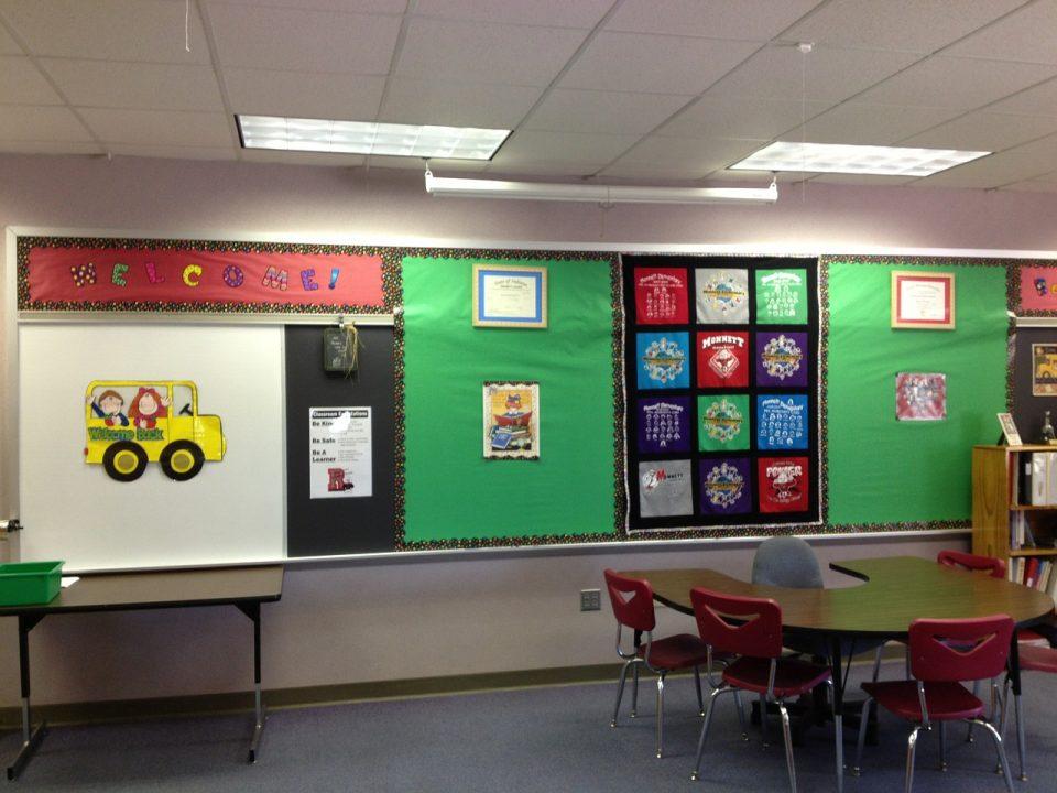 L'importance des affichages en classe